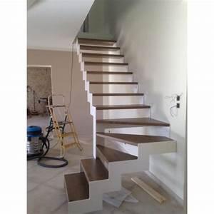 Escalier Metal Prix : escalier 1 4 tournant limon metal cremaillere ~ Edinachiropracticcenter.com Idées de Décoration