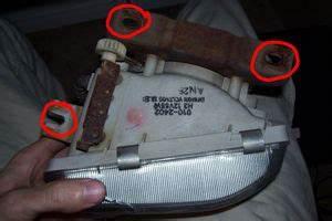 Front Bumper Lights Lights Replace 1991 1993 Fog Lights 3000gt Stealth Wiki