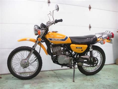 1975 Suzuki Ts185 by Buy 1973 Suzuki Ts185 Great Condition On 2040 Motos