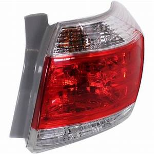 Toyota Highlander Tail Light At Monster Auto Parts