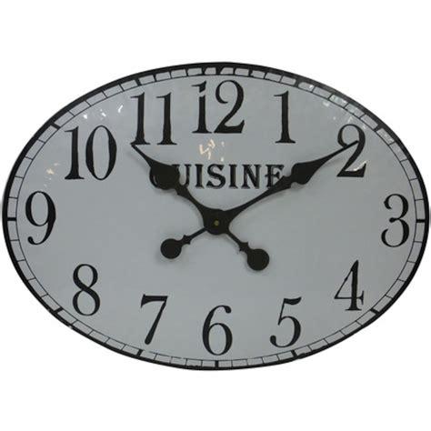 horloge cuisine design pendule cuisine design horloge design voile fabrication