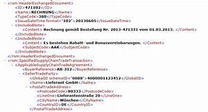 T Com De Rechnung : zugferd durchbruch f r die elektronische rechnung mailconsult blog ~ Themetempest.com Abrechnung