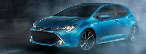 toyota corolla hatchback release date  design features