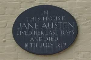 In Memory of Jane Austen ~ July 18, 1817 – Jane Austen in ...