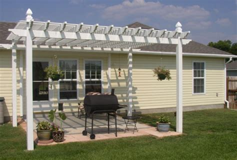 how to build a free standing patio cover ehow uk