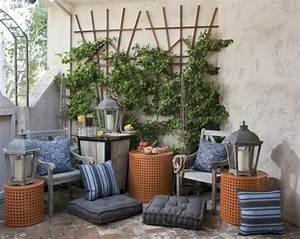 Decoration De Terrasse : id es d co terrasse 47 beaux exemples d 39 inspiration ~ Teatrodelosmanantiales.com Idées de Décoration