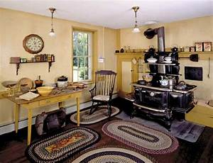 The History of Old Stoves - Old House Restoration