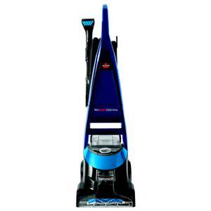 shop bissell proheat essential 1 speed 1 gallon upright carpet cleaner at lowes