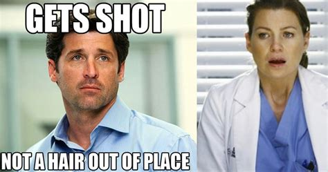 Inappropriate 'grey's Anatomy' Memes That Will Seriously