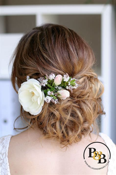 Love This Beautiful Romantic Wedding Hair Style With