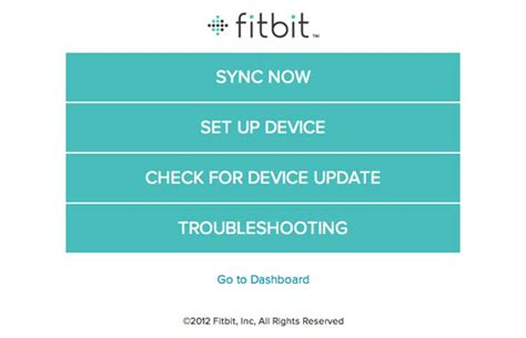 how do i sync my fitbit to my iphone measurements operation fit