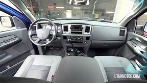 2007 Dodge Ram 2500 Slt 5 9l Cummins 6-speed Manual
