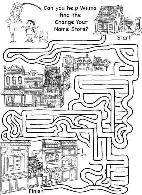 fun kids printables  games  puzzles  activity