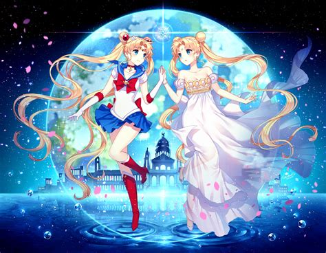 Anime Sailor Moon Wallpaper - sailor moon anime anime wallpapers hd desktop