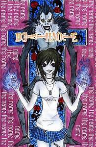 DEATHNOTE- CoVer by danexg