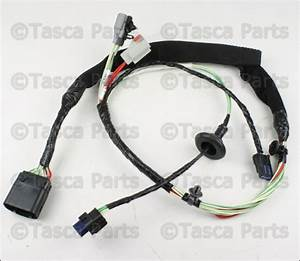 Oem Mopar Rh Front Door Panel Wiring Harness 2011