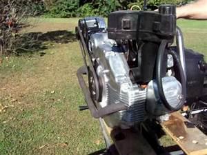 Cushman Truckster Engine
