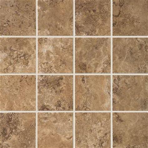 discontinued daltile ceramic tile daltile palatina olympus brown 12 in x 12 in x 8 mm