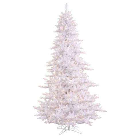 white christmas lights amazon 12 39 pre lit winter white fir artificial christmas tree