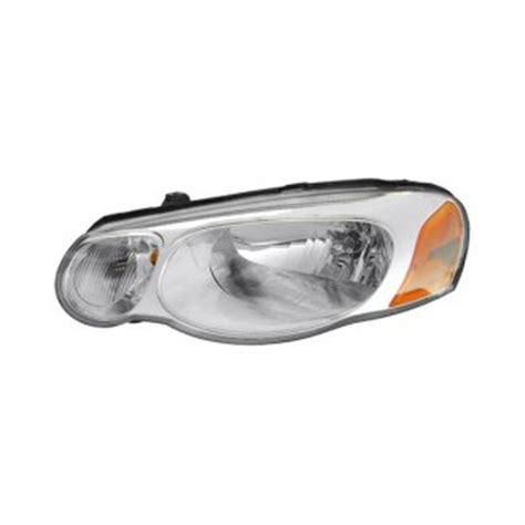 Chrysler Sebring Wiring Harnes Headlight by 2004 Chrysler Sebring Custom Factory Headlights Carid