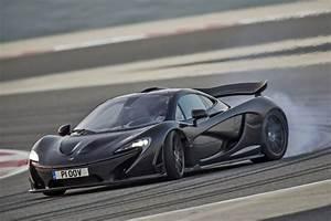 2014 McLaren P1 Super Car First Drive European Car
