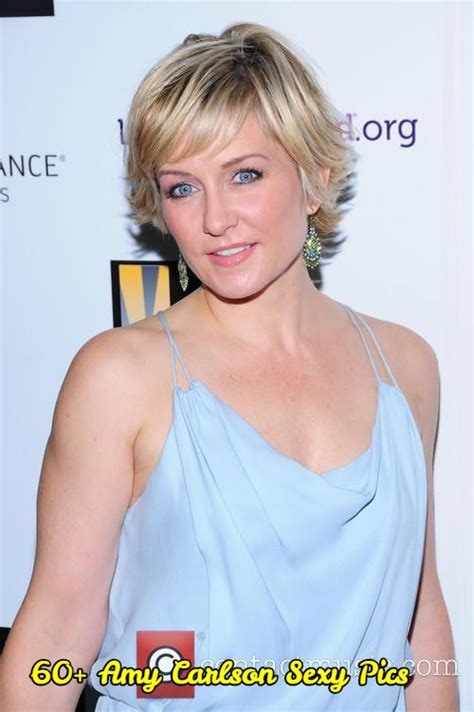 sexiest amy carlson pictures  embrace