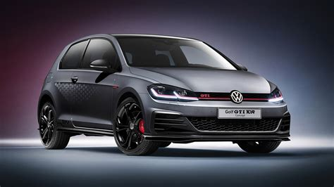 Wv Golf Gti by Vw Golf Gti Tcr Fastest Road Golf Gets Official