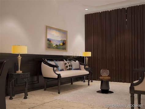 Room Interior by 3da Best Drawing Room Interior Decorators In Delhi And