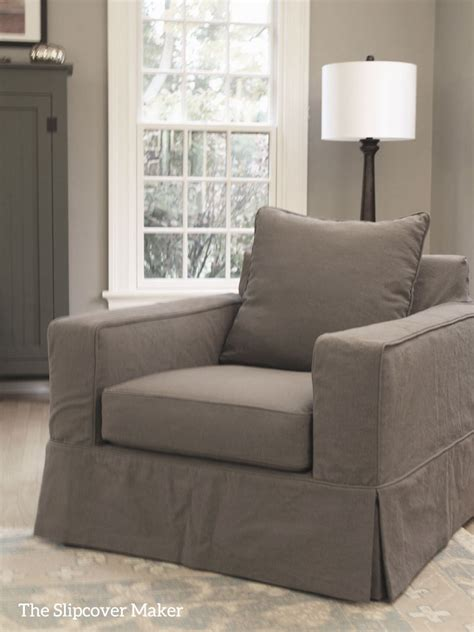 Pottery Barn Slip Cover by The Slipcover Maker Custom Slipcovers Tailored To Fit