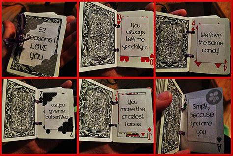 love   deck  cards jessie homemaker