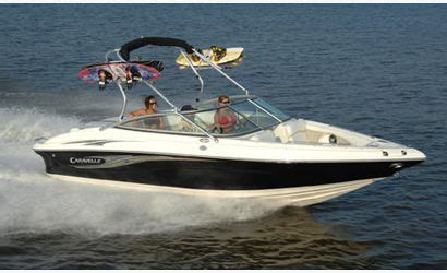 Caravelle Boats Review by 2010 Caravelle 217 Bowrider Tested Reviewed On Boattest Ca