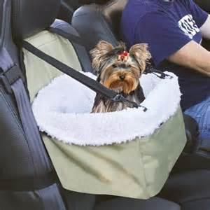 Lookout Dog Car Seat