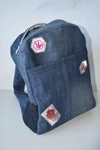 Retro Rucksack Selber Nähen : rucksack aus jeans selber n hen anleitung dekoking diy bastelideen dekoideen zeichnen lernen ~ Orissabook.com Haus und Dekorationen