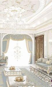 Majlis Interior Design in Dubai, Royal Majlis Design UAE ...