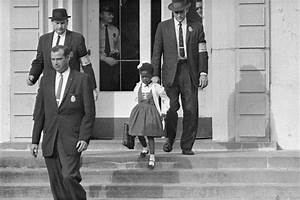 Civil Rights Icon Ruby Bridges Hall Discusses Norman