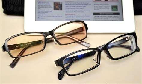 glasses to protect eyes from blue light specs fight eye damage from gadget screens the japan times
