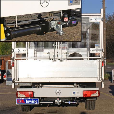 mercedes commercial mercedes commercial towbars