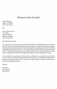 Free, 8, Sample, Business, Letter, Template, Ms, Word, In, Ms, Word