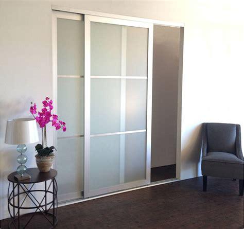 Acrylic & Glass  Sliding Closet Doors  Room Dividers