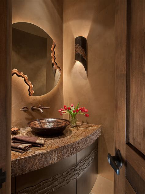 southwest bathroom home design ideas pictures remodel
