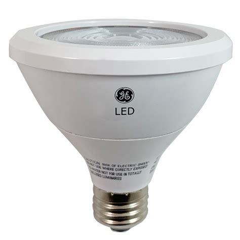 ge  par led bulb  dimmable narrow flood lm light bulb walmartcom walmartcom