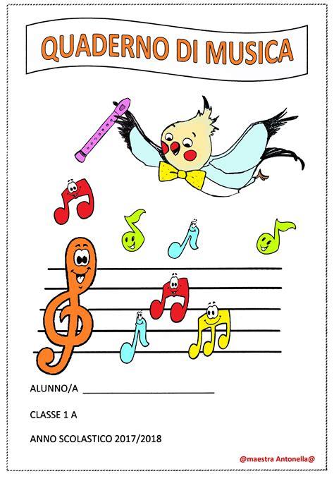 Copertina Di Per - copertina quaderno di musica copertine per quaderni