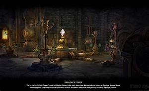 ESO Divine Inquiries Quest - Barilzar's Tower Puzzle in