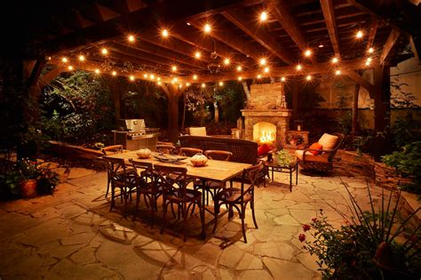 best outdoor patio lights make your party amazing with best outdoor lights for patio