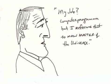 Gregg Fraley, Creativity & Innovation  A Few Cartoons