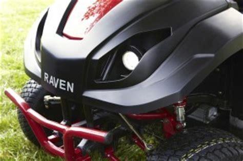 lowes raven mpv hybrid riding lawn mower generator