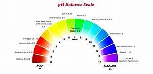 Top 3 Ways to Support pH Balance - Alkaline Foods List  Ph