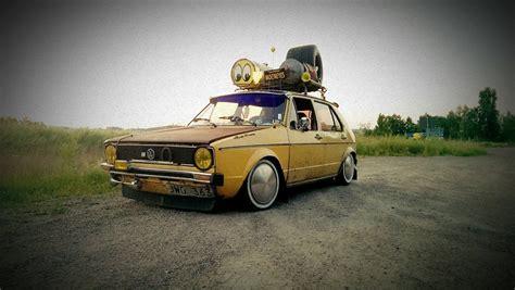 Ratted VW | Volkswagen golf mk1, Volkswagen golf, Volkswagen