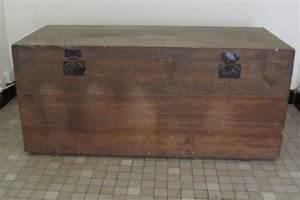 Malle En Bois : malle ancienne clasf ~ Melissatoandfro.com Idées de Décoration