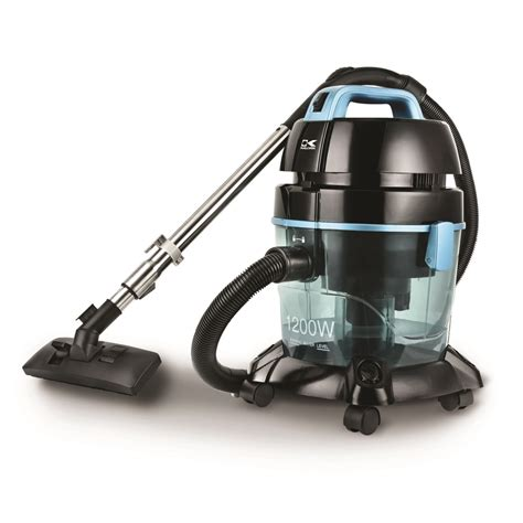vaccum cleaners air water filtration vacuum cleaner blue